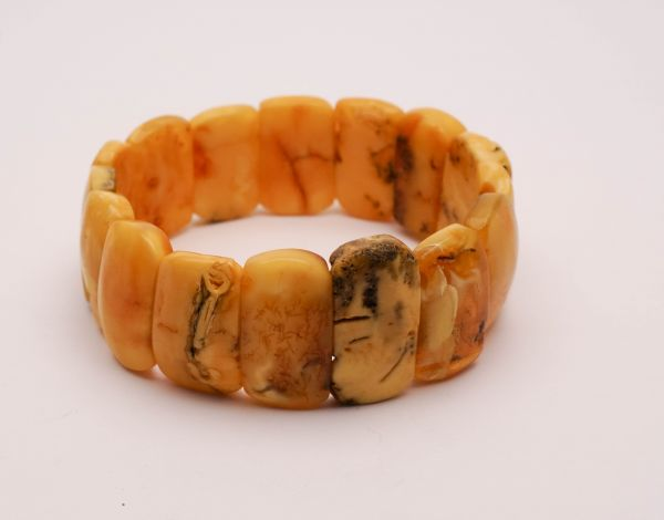Bernstein Armband Butterscotch Original Baltic Sea Amber