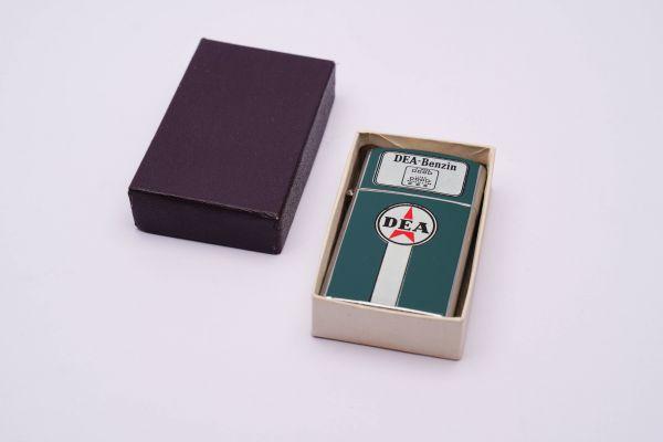 DEA Werbefeuerzeug 60iger Jahre