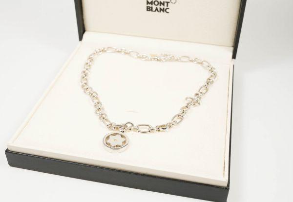 Montblanc Silberkette 925er