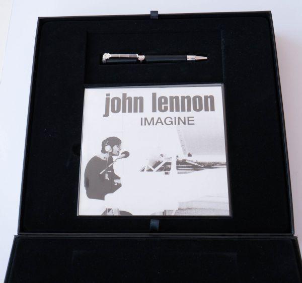 Montblanc Special Edition John Lennon – Serie Donation PenKugelschreiber Ballpoint