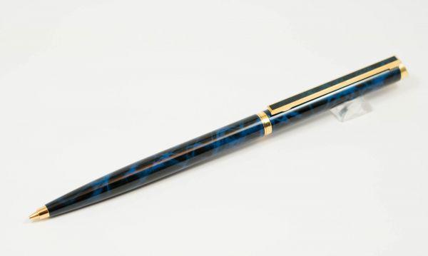 Dunhill Drehbleistift schwarz/blau