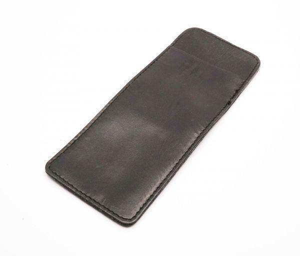 Rotring Leder Stecketui für 3 Schreibgeräte schwarz