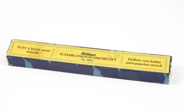 Pelikan Schablonen Schreibstift no 1062